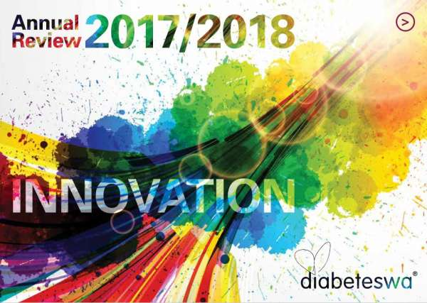 Diabetes WA 2017/18 Annual Review