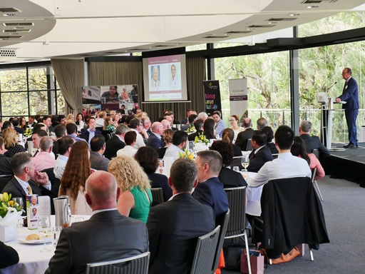 Diabetes WA Ken Walker Corporate Lunch 2019